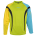 Reusch Gomar Soccer Goalkeeper Jersey (Green/Yellow/Blue)