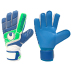 Uhlsport Fangmaschine Soft HN Soccer Goalie Glove (Pacific Blue)