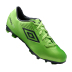 Umbro Youth GTII Cup FG Soccer Shoes (Acid Green)